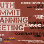 Youth Summit Planning Meeting-Tonight!
