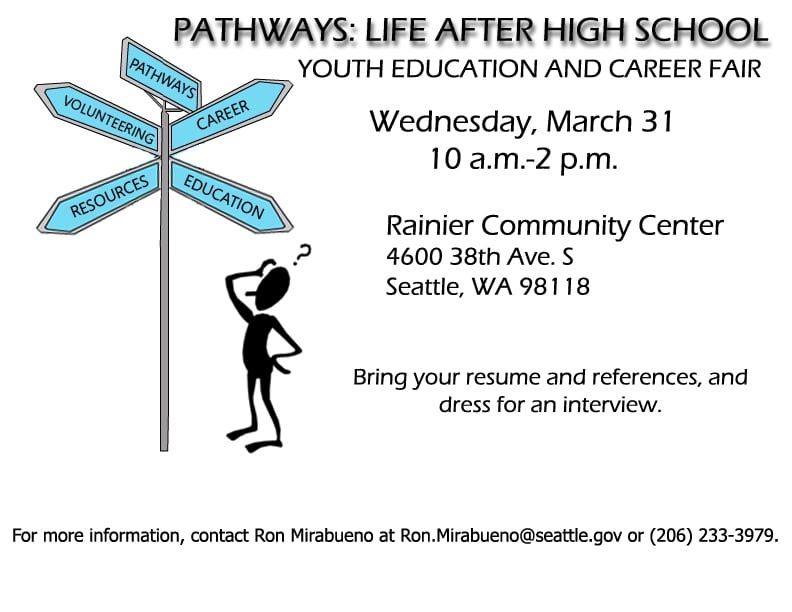 Pathways: Life after High School Education and Career Fair | RBAC ...