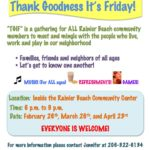 TGIF this Friday, March 26!