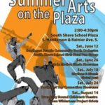 First Summer Arts on the Plaza Performance, June 12