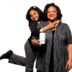 South Shore Student Sebrena and mom, Rena Mateja Burr, named 2011 Superheros for Washington Families!