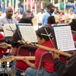 SE Seattle Community Youth Orchestra and NW Tap to perform at Folk Life, May 29