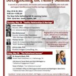 5th Annual Strengthening the Family Summit, May 19-20