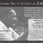 National Day of Action for JOBS! Nov. 17th