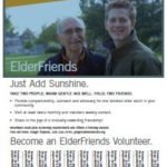 Become an ElderFriends Volunteer!