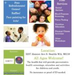 Free Event: Childrens Health and Wellness Fair, May 12th