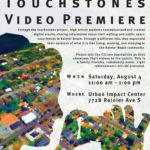 Touchstones Premiere – Student Videos of Rainier Beach Landmarks