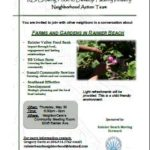 Farms and Gardens in Rainier Beach, Thursday, May 30