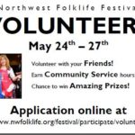 NW Folklife Festival Seeking Middle and High School Volunteers