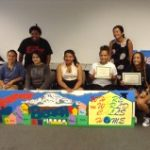 Rainier Beach Transit Justice Youth Corp completes Metro mural, their latest project to better our community transportation wise.