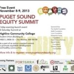 Puget Sound Equity Summit