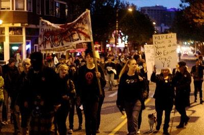 police brutality october 22