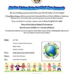 South Shore K-8 World Culture & Arts Celebration, June 6