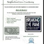 Rainier Beach: A Beautiful Safe Place Neighborhood Action Team Meeting on Thursday, June 26