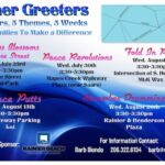 Corner Greeters Come to Rainier Beach!