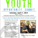 Call To Action – Mayor wants you at Youth Opportunity Summit – April 11th RBHS
