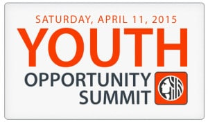 Call To Action - Mayor wants you at Youth Opportunity Summit - April 11th RBHS