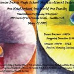 Rainier Beach High School Multicultural Festival: May 21, 2015!