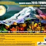 Rainier Beach Town Hall Meeting Press Release 5.20.15