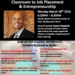 Lifelong Learning: Classroom to Job Placement & Entrepreneurship