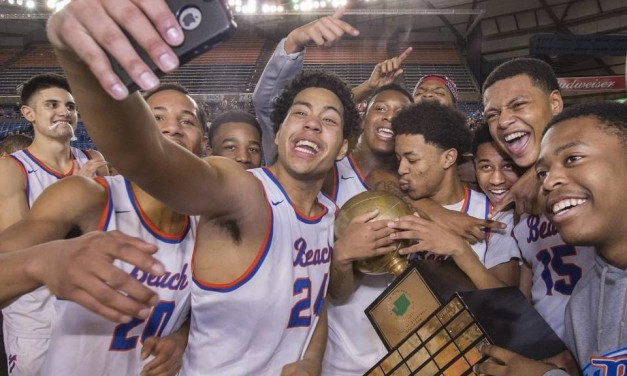 2016 Rainier Beach Best High School Basketball in the land