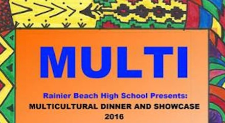 Rainier Beach Multicultural Dinner & Showcase