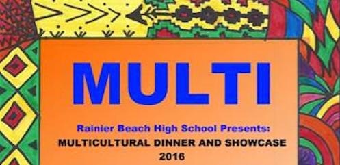 Rainier Beach Multicultural Dinner & Showcase