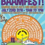 BAAMFEST! RAINIER BEACH ARTS AND MUSIC FEST!
