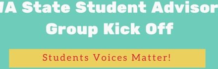 WA State Student Advisory Group Kick Off