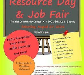 Seattle King County Resource & Job Fair