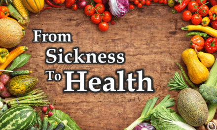 From Sickness To Health