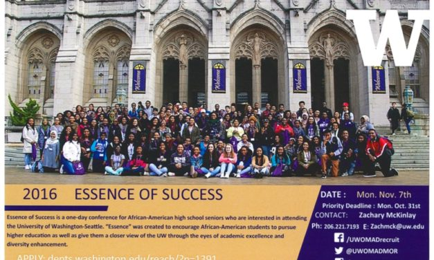 Essence of Success Conference – DEADLINE IS TODAY!