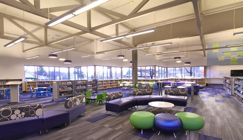 Rainier Beach Library Tours!