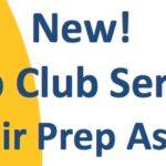 Job Club Series & Job Fair Prep Assistance