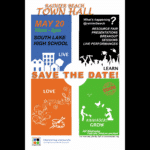 SAVE THE DATE: May 20, 2017 Rainier Beach Annual Town Hall Meeting