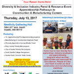 Apprenticeship and Pre-apprenticeship Opportunity Fair