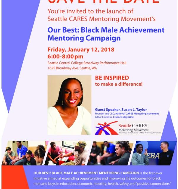 Seattle Cares Mentoring Movement!