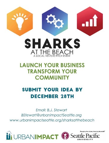 Urban Impact's: SHARKS AT THE BEACH  is taking applications!!