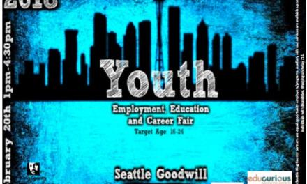 Youth & Young Adult Employment, Education & Career Fair!