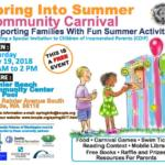 Spring Into Summer Community Carnival!