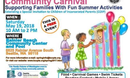 Spring Into Summer Community Carnival!