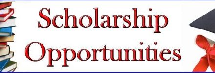 Scholarship Opportunities!!!