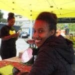 Meet Farm Stand Fellow Meron at Grand Opening