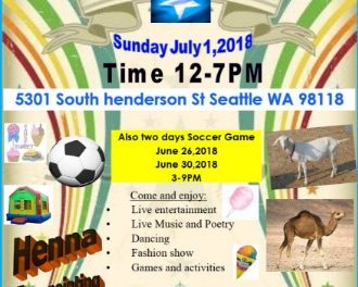 11th Annual Somali Unity Day Festival