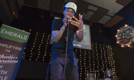 Hello Rainier Beach: RAPPER RELL BE FREE'S TOOLS FOR SEATTLE'S REVOLUTION: CLASSROOM, STAGE, STREETS