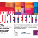 Celebrate JUNETEENTH!