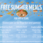 Free Meals for Kids!