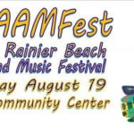 Rainier Beach Arts & Music Festival