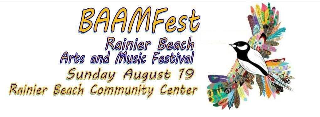 Rainier Beach Arts & Music Festival