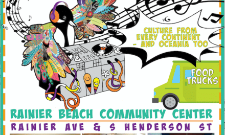 Rainier Beach Arts And Music Festival: BAAM Fest!